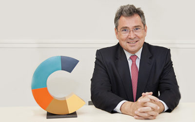 Entrevista a Carlos Delgado, presidente de Compensa Capital Humano