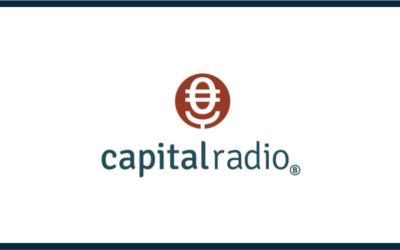 Entrevista a Manuel Álvarez en Capital Radio