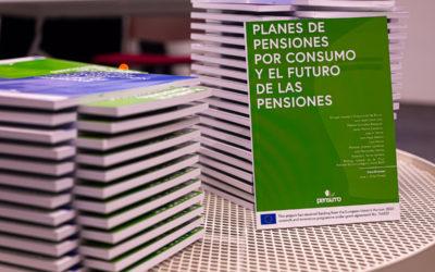 Pensumo publica el libro 'Planes de pensiones por consumo y el futuro de las pensiones'