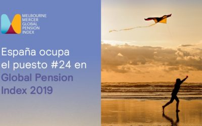 España ocupa la 24ª posición en el ranking mundial de sistemas de pensiones elaborado por Melbourne Mercer Global Pension Index