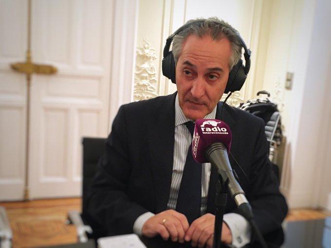 """""""Desarrollar la previsión social complementaria a través de las empresas es una solución eficaz y eficiente"""", Manuel  Álvarez Rodríguez"""