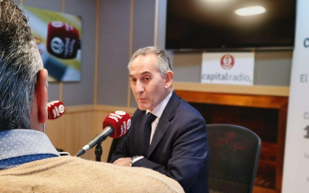 """Es esencial impulsar la previsión social complementaria , """"sobre todo los planes de empleo"""", Manuel Álvarez Rodríguez"""
