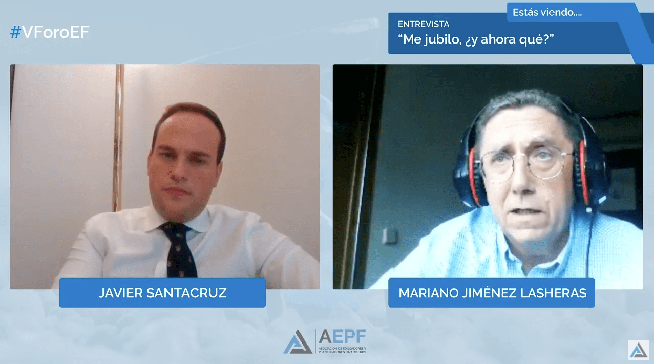 """Jiménez Lasheras: """"Elevar la cultura financiera debería abordarse como una cuestión de Estado"""""""